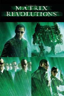 The Matrix Revolutions The Movie