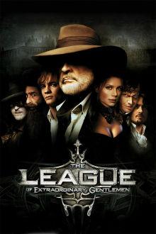 The League of Extraordinary Gentlemen The Movie