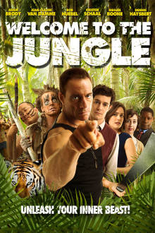 Welcome to the Jungle The Movie