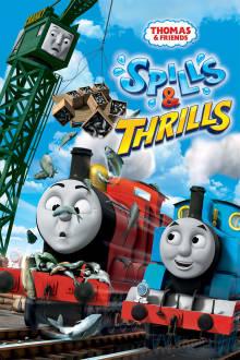Thomas & Friends: Spills & Thrills The Movie