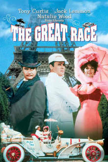 Great Race The Movie