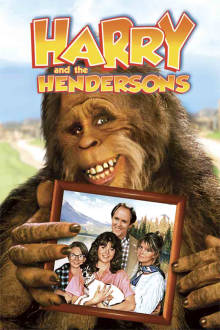 Harry and the Hendersons The Movie