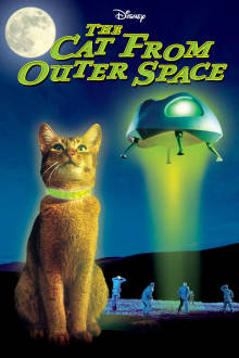 Cat From Outer Space The Movie