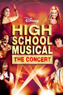 High School Musical: The Concert The Movie