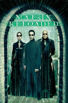 The Matrix Reloaded The Movie