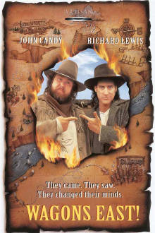 Wagons East! The Movie