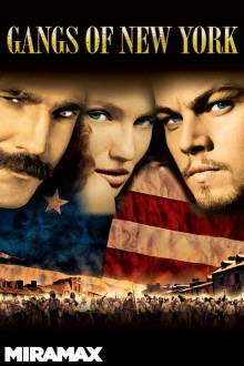 Gangs of New York The Movie