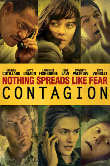 Contagion The Movie