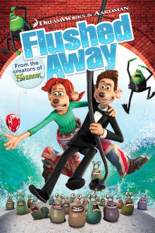 Flushed Away The Movie