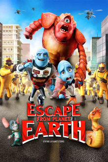Escape From Planet Earth The Movie