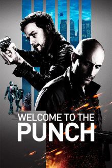 Welcome To the Punch The Movie