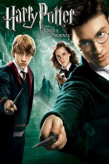 Harry Potter and the Order of the Phoenix The Movie