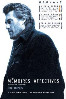Mémoires affectives The Movie