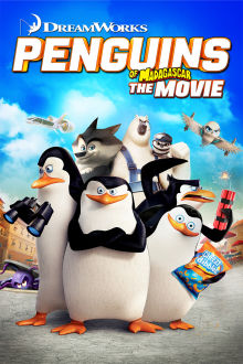 Penguins of Madagascar The Movie