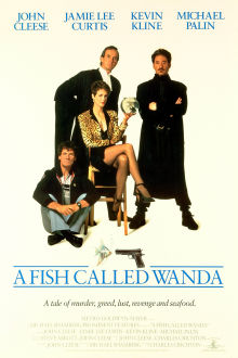 A Fish Called Wanda The Movie