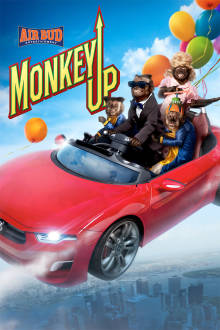 Monkey Up The Movie