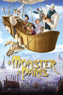 A Monster in Paris The Movie