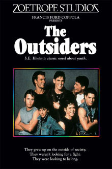 The Outsiders The Movie