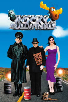 The Adventures of Rocky and Bullwinkle The Movie