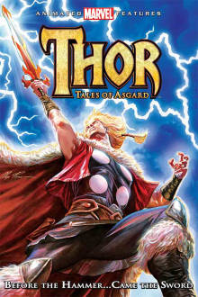 Thor: Tales of Asgard The Movie