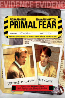 Primal Fear The Movie
