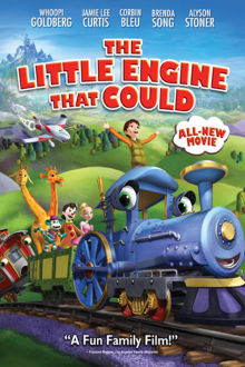 Little Engine That Could The Movie