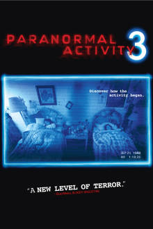 Paranormal Activity 3 The Movie