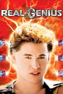 Real Genius The Movie