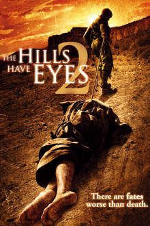 The Hills Have Eyes 2 The Movie