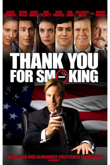 Thank You for Smoking The Movie