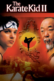 The Karate Kid Part II The Movie