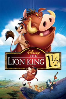 Lion King 1 1/2 The Movie