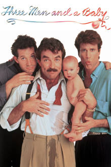 Three Men and A Baby The Movie