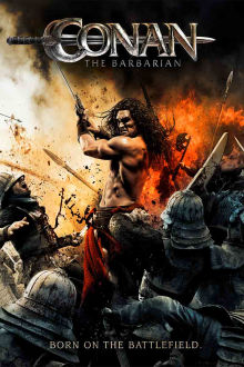 Conan the Barbarian The Movie