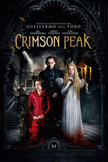 Crimson Peak The Movie