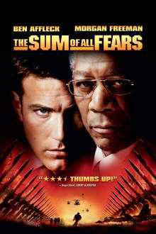 The Sum of All Fears The Movie