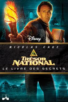Trésor national: Le livre des secrets The Movie