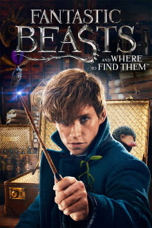 Fantastic Beasts and Where to Find Them The Movie