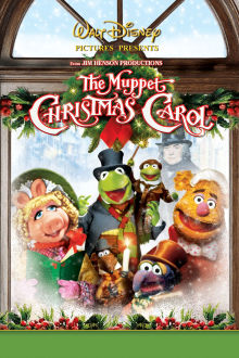 The Muppet Christmas Carol The Movie