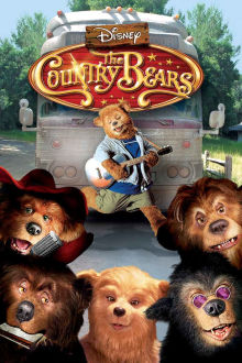 The Country Bears The Movie