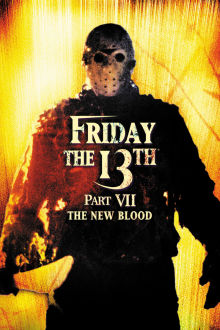 Friday the 13th Part VII: The New Blood The Movie