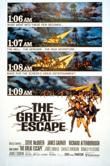The Great Escape The Movie