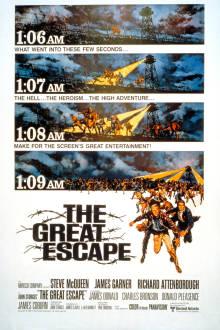 The Great Escape The Movie