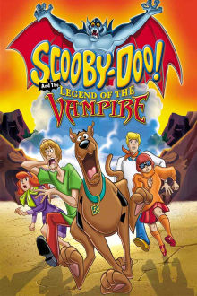 Scooby Doo and the Legend of the Vampire The Movie