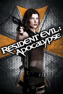 Resident Evil: Apocalypse The Movie