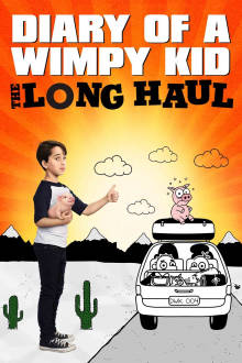Diary Of A Wimpy Kid: The Long Haul The Movie