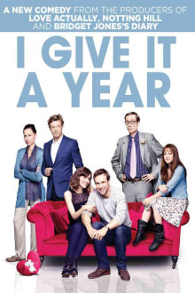 I Give it a Year The Movie