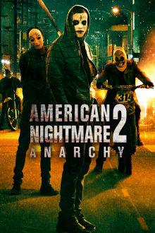 La purge : Anarchie The Movie