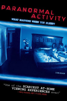 Paranormal Activity The Movie