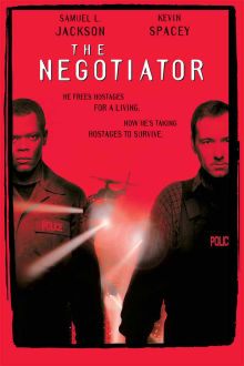 Negotiator The Movie